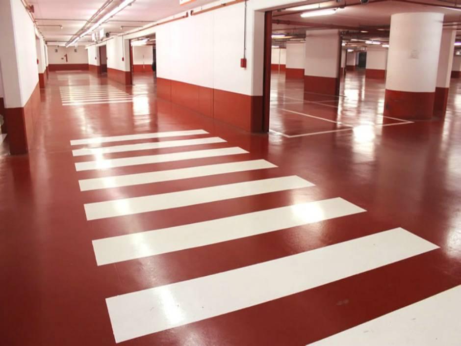 Vendita posti auto e posti moto pesaro zona centro mare - Pavimenti per esterni in resina ...